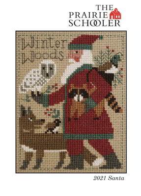 Image of 2021 Schooler Santa