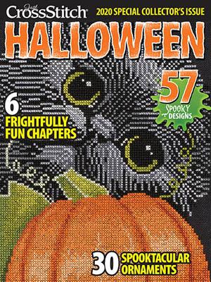 Image of 2020 Just CrossStitch Magazine Issue